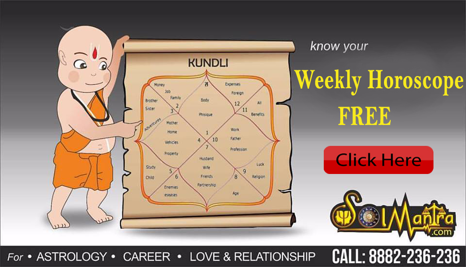 Free Weekly Horoscope Prediction by